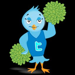 Twitter-cheerleader