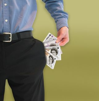 Deep-pockets