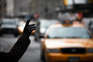 Hail cab
